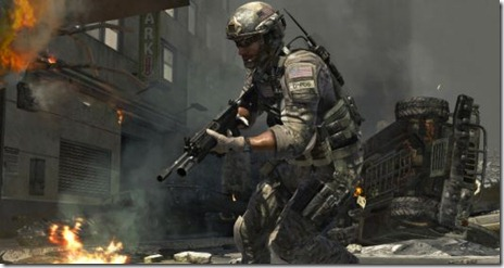 Commando perk removed from Modern Warfare 3