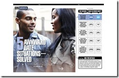 Cosmopolitan Launched Cosmo for Guys iPad App