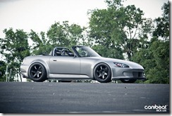 Derek's Widebody S2000 2