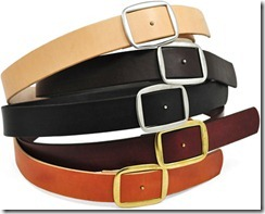 EMIL ERWIN CONWAY BELT