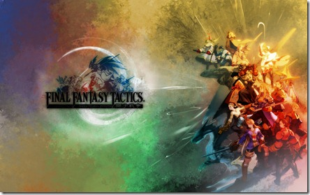 Final Fantasy Tactics The War of the Lions available for iPhone this Thursday