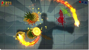 Fruit Ninja For Xbox Kinect now available