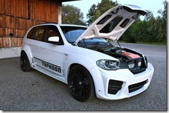 G-Power BMW X5 Typhoon 3