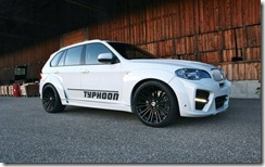 G-Power BMW X5 Typhoon 7