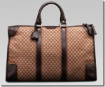 Gucci Carry-On Diamante Duffel Bag