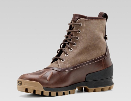 Gucci Duck Boots | LifeStyles Defined