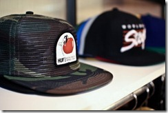 HUF 2012 Spring Headwear Preview 2