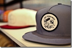 HUF 2012 Spring Headwear Preview 3