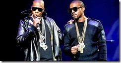 "Jay-Z & Kanye West's ""Otis"" Video preview"