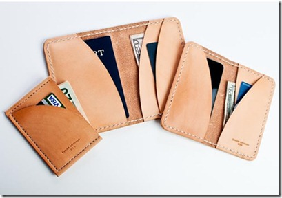 Kenton Sorenson Modern Man Wallets