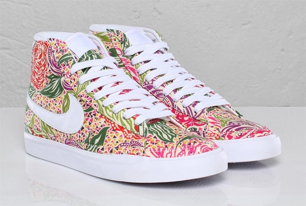 Nike Blazer X Liberty Of London