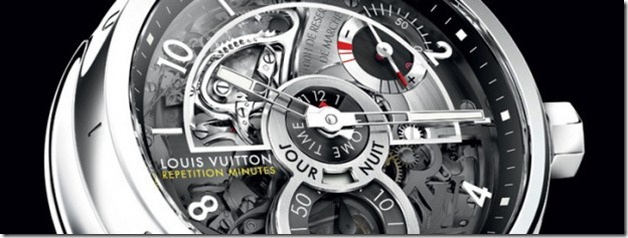 Louis Vuitton Tambour Minute Repeater 2