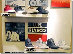 Lupe Fiasco x Vans OTW – Spring 2012 Collection