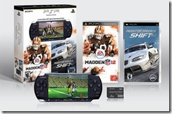Madden 12 and Need for Speed: Shift PSP bundle announced