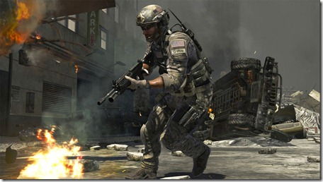 Modern Warfare 3's new Spec Ops 'Survival' mode