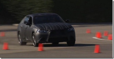 Motor Trend Video Preview of the 2013 Lexus GS 350