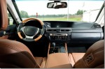 New Photos of the 2013 Lexus GS Interior
