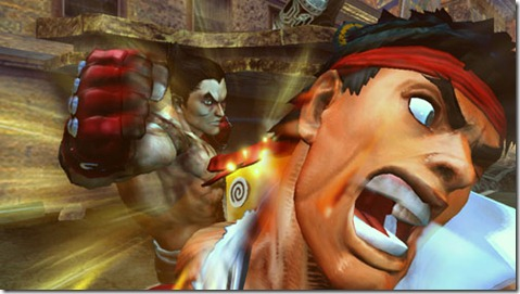 New Street Fighter X Tekken teaser trailers