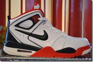 Nike Air Flight Falcon – WhiteBlack-Sport Red