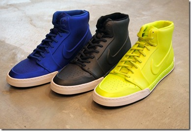 Nike Air Royal Mid VT Fall 2011