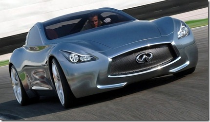 Nissan CEO says Infiniti could get a GT-R based supercar