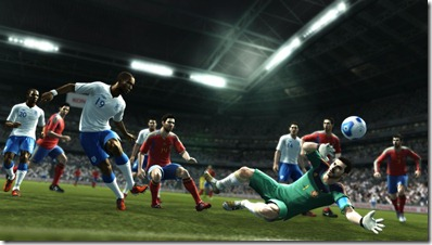 Pro Evolution Soccer 2012 trailer