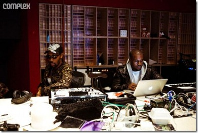 RZA On Producing For Watch The Throne