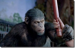 Rise Of The Planet Of The Apes - review