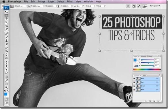 The 25 Photoshop Tricks You Should Know