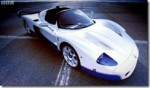 Top Gear's Jeremy Clarkson Tests the Maserati MC12