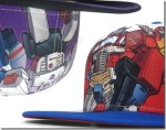 Transformers X New Era – All Over Series Caps