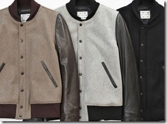 Victim Stadium Jacket Fall Winter 2011