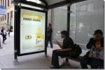 Vitamin Water Offers USB Charging at Bus Stops