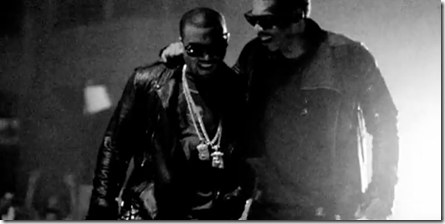 Watch the throne trailer #2