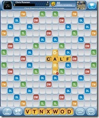 Words with Friends now a Facebook game