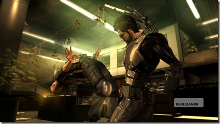 Deus Ex: Human Revolution – Eurogamer Review– 9 out of 10
