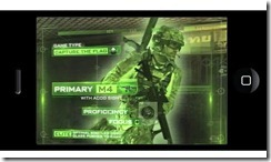 Call of Duty: Modern Warfare 3 to Get  iPhone and Android App
