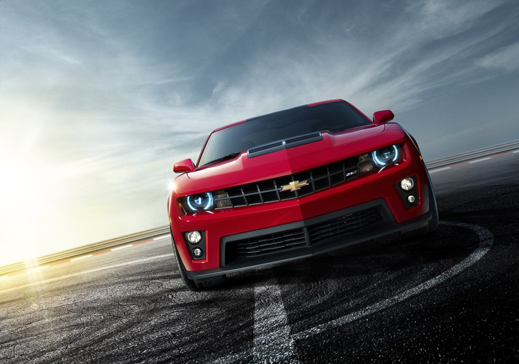 Chevrolet Camaro Zl1 Quot Behind The Scenes Quot Ads Lifestyles
