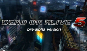 New Dead or Alive 5… is Looking Sexy in this Pre-Alpha Demo