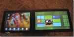 Ipad 2 vs Windows 8 Slate