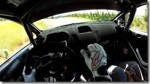 Ken Block's first tarmac test of the Fiesta RS WRC with GoPro helmet cam