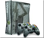 Modern Warfare 3 Xbox 360, controller and headset gets some star time