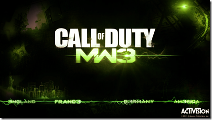 Modern Warfare 3 multiplayer trailer