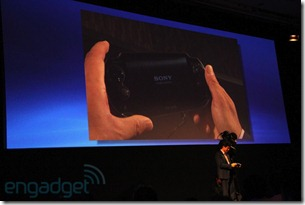 Sony shows off PlayStation Vita's initial setup process and user interface