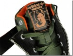 "Star Wars x adidas Forum Mid Military ""Han Solo"""