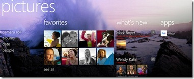 WP7.5 Mango Pictures Hub