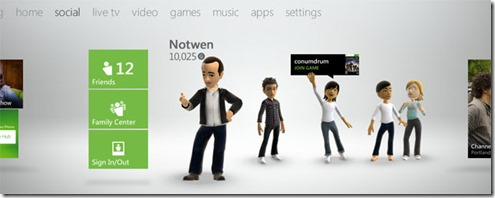 Xbox dashboard update may be released on November 15
