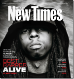 Lil Wayne Covers Miami New Times
