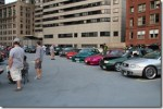 Mass Tuning Rooftop Car Meet