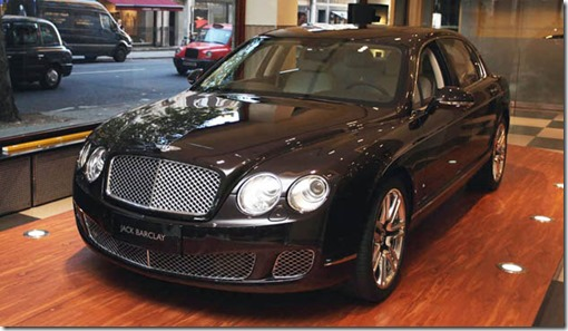 Bentley's Luxurious Linley Edition